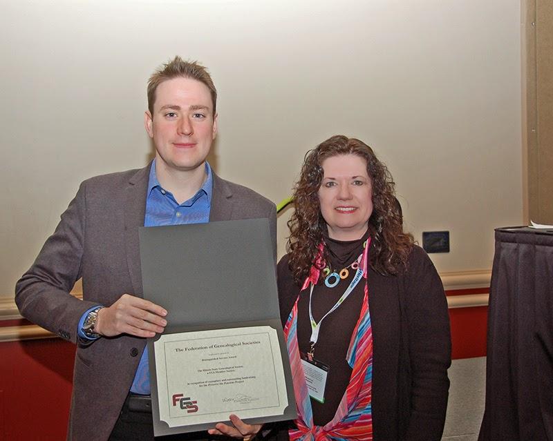 FGS service award